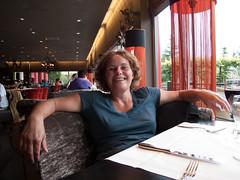 2009-08-25-0021.jpg (Fotorob) Tags: horecabezoek sportrecreatiehorecaed nederland utrecht horeca restaurant holland margit netherlands niederlande breukelen