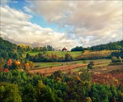 Summer landscape (Katarina 2353) Tags: katarina2353 katarinastefanovic velikamostanica serbia srbija