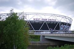 London stadium (Matt C68) Tags: olympics olympic 2012 london stadium west ham united football ground stratford east