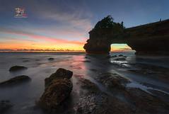 Remarkable Rocks (Jose Hamra Images) Tags: batubolong tanahlot indonesia bali denpasar sunset sunrise seascape landscape longexposure