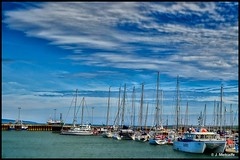 Kirkwall-005 (John@photosuite) Tags: kirkwall orkneyislands northernscotland seascape boats lighthouse uk nikon capital