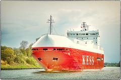 170429-1 (sz227) Tags: autotransporter mainhighway vessel schiff vehiclescarrier nordostseekanal kielcanal landwehr sz227 zackl sony sonyilca77m2