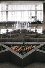 King Khalid Airport's Fountain 🚿 (Eng.Abed91) Tags: travel airport fountain love ksa dammam sigma olympus