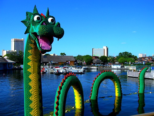 Lego Dragon II