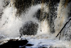 Skvätt (Bettysbilder) Tags: vatten vattenfall water waterfall stone sten skvätt splash droppar drops