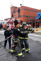 20170401-womens-history-rock-006 (Official New York City Fire Department (FDNY)) Tags: fdny join women history training firefighter