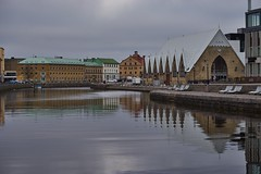 Feskekôrka, Göteborg. (stofil) Tags: sonyilcea7 sonya7 sonyalpha sonyfe70200 feskekörka göteborg gothenburg