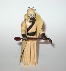tusken raider sandpeople star wars a new hope kenner action figure hong kong coo 3 hong kong aligned with c symbol variant 1977 1978 (tjparkside) Tags: tusken raider 2 hong kong coo 3 aligned with c symbol brown straps hands dark fine sculpt torso small grooves groin limbs sandpeople x star wars new hope kenner action figure variants 1977 1978
