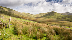Conor Hill and valley (Joe Dunckley) Tags: anconair conorhill conorpass countykerry dingle dinglepeninsula ireland kerry republicofireland grassland landscape mountain mountainpass nature summer sunny valley