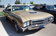 1969 Buick GS Hardtop (coconv) Tags: car cars vintage auto automobile vehicles vehicle autos photo photos photograph photographs automobiles antique picture pictures image images collectible old collectors classic blart 1969 buick gs hardtop 69 coupe 2 door muscle 400