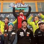 Big White Western Ski Cross Finals U12 MEN - RACE 1b PHOTO CREDIT: Todd Cashin