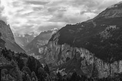 Lauterbrunen Valley (Arniesra) Tags: switzerland lauterbrunnen murren landscape hdr