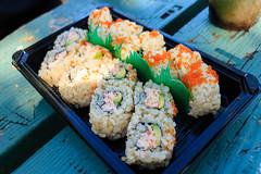 20170415-IMG_1851 (kiapolo) Tags: 2017 april2017 chinamanshat food food2017 kualoa kualoabeach mokulii sushi