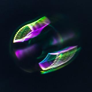 A Bubble in Flight - HMM