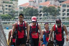 Singtel Dragonboat Team (rannicus) Tags: dragonboat singapore sdba