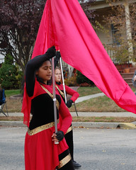 Red Flag (fotophotow) Tags: collingswood camdencounty nj newjersey