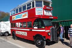IMGP9113 (Steve Guess) Tags: cobham lbpt brooklands weybridge byfleet surrey england gb uk museum bus st922 tilling aec regent
