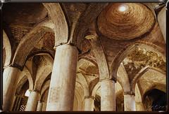 La mezquita del viernes o Jame de Isfahán en Irán (Fotocruzm) Tags: fotocruzm mcruzmatia isfahán irán safavida sasánida mezquitadelviernes jame mezquitadejame arteislámico tomán raial patrimoniodelahumanidad