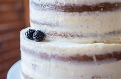 Simply delicious (Mrsbridges2013) Tags: sonya7ii sony love fruit berries blackberries food vintagewedding brick white sweets dessert marriage simplicity simple smooth texture frosting icing cake weddingcake wedding