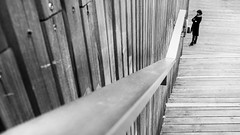(Magdalena Roeseler) Tags: street streetphotography bw blackandwhite monochrome geometry lines pattern people candid fineart olympus zug warsaw