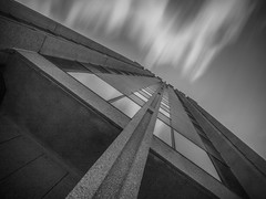 As time goes by (Wizard CG) Tags: castlemeadbristol england longexposure architecture black white worldtrekker welding glass ngc epl7 2017
