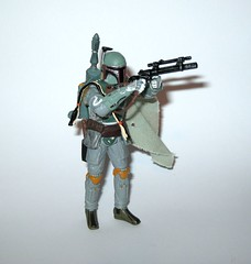 VC09 boba fett the empire strikes back 2nd release version star wars the vintage collection star wars the empire strikes back basic action figures hasbro 2010 u (tjparkside) Tags: vc09 09 vc tvc boba fett empire strikes back 2nd second release version star wars vintage collection tesb esb basic action figures figure hasbro 2010 episode 5 v five bespin slave 1 removable helmet weapon weapons mitrinomon z6 jet pack blastech ee3 carbine rifle modified westar 34 pistol wave one i