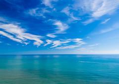 Beautiful Day on the Mediterranean (peterwaller) Tags: peniscola spain mediterranean sea ocean water europe
