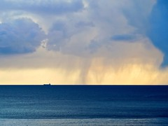 Storm coming (loftjim1) Tags: nautical horizon vulnerable opensea ship storm goldcollection