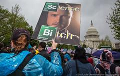 March for Science in Washington D.C. (jsdart Julie Dermansky ©) Tags: mall marchforscience washingtondc washingtonmall civilunrest libert protest scientist washingtondistrictofcolumbia unitedstates breakingbad jesse