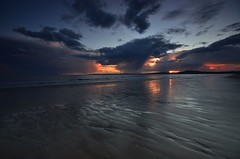 storm over swansea (neath stan the man[on a break]) Tags: wfc nikon sigma1020 d7000 wales sunset seascape moody lee ndgrads hitech sand sea