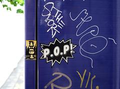 graffiti and streetart in chiang mai (wojofoto) Tags: graffiti streetart thailand chiangmai wojofoto wolfgangjosten stickers stickerart sticker wojo tags tag