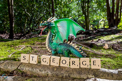113/365 St George's Day ([inFocus]) Tags: canon 1635mm 1635mmf28lii 5d 5dmkiv 365 3652017 project365 photoaday scrabble scrabblesunday creative dragon tiles letters words