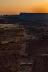 Canyonlands NP (sierra_bum) Tags: desert canon flickr new color depth sunrise landscapes