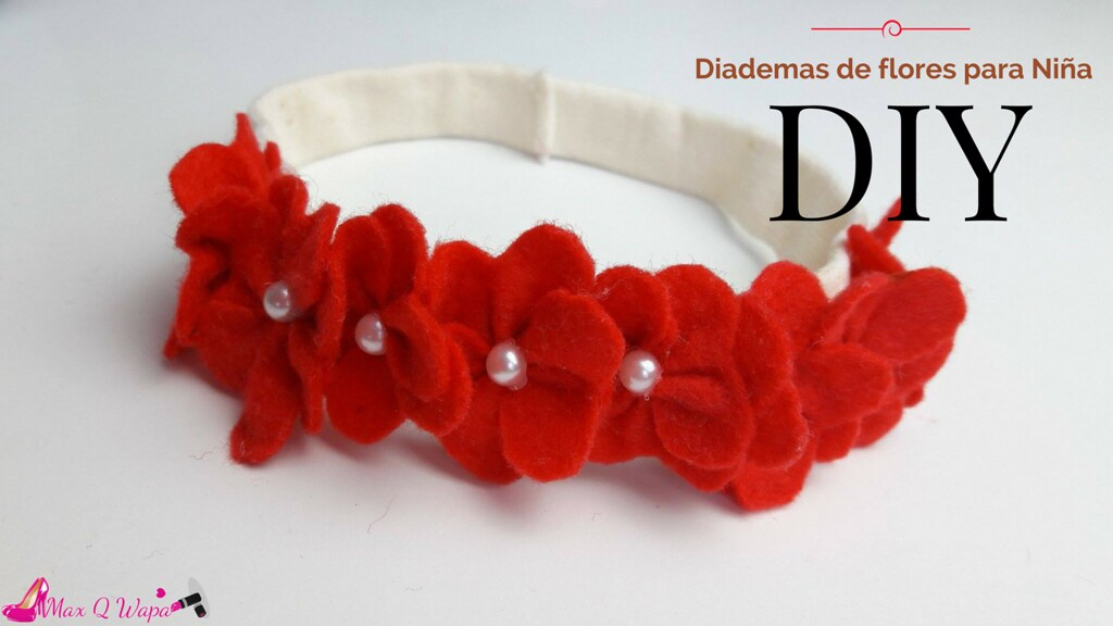 The world 39 s best photos of diademas flickr hive mind - Flores para diademas ...