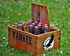 Yankee beer (Nel©) Tags: beer yankee biere pub vintage caisse en bois pondi day pontivy morbihan bretagne bouteilles