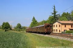 E623.629 (Davuz95) Tags: trenitalia ferrovie dello stato fondazione fs e623 varesina varesine 629 salsomaggiore terme fidenza treno storico 2017