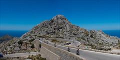 Krawattenknoten (Torsten Frank) Tags: kehre kurve mallorca radfahren radsport sacalobra serradetramuntana spanien strase cycling bicycle explore explored