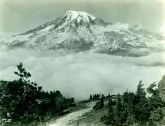 P1.WA2.014 (American Alpine Club Photo Library) Tags: mountrainier plummerpeak mountrainiernationalpark