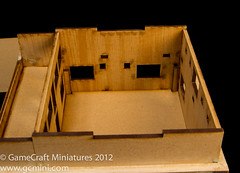 15mm Bin Laden House (GameCraft) Tags: pakistan house game building miniatures miniature compound model osamabinladen wargame 15mm binladen gamecraft gamecraftminiaturescom osamabinmohammedbinawadbinladen 15mmdf150