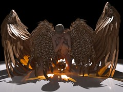 3D Render (minxdragon) Tags: angel studio 3d render reality lux daz daz3d