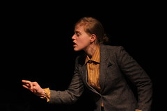 Wit (Generic Theatre Co.) Tags: wit wt margaretedson spring2013 generictheatrecompany