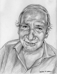Para Francisco (Te Dibujamos) Tags: chile portrait people face illustration sketch retrato sketching charcoal dibujo rostro carboncillo portraitface