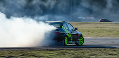 JLP_2916 (Innervision Team) Tags: summer sun car sport race speed fun track angle smoke latvia drift