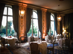 Rothschild's Ghosts (tombarnes20008) Tags: paris france club dinner private empty room august dining mansion 1917 2010 rothschild faubourgsthonore henriderothschild cercledelunioninteralliee 33ruedefaubourgsthonore