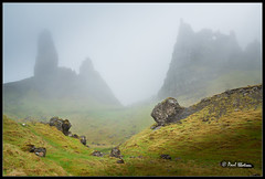 Basalt in the Mist (Paul Ibbotson) Tags: mist skye sigma isle basalt trotternish 1770mm