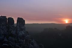 Sunrise (mattrkeyworth) Tags: sächsischeschweiz elbsandsteingebirge rathen kurortrathen eastgermany ostdeutschland deutschland sachsen saxony saxonschweiz germany sonyslta99 sonya99 sonyalphaa99 sonyalphaslta99 slta99 a99 alphaa99 sony sal85f14z planart1485 zeiss 85mm