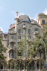 Barcelona ~ Monuments (SMartine .. thanks for 2 Millions Views ) Tags: barcelona artnouveau catalunya catalogne passeigdegrcia martinesodaigui modernismcatal