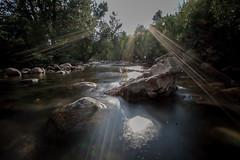 Markleeville Creek - Nature Filter (JarrodLopiccolo) Tags: california mountains water river sierra nd sierras sierranevada markleeville nd400
