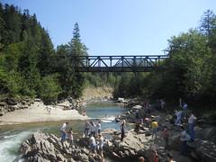 """Гірська річка з водоспадами • <a style=""""font-size:0.8em;"""" href=""""http://www.flickr.com/photos/78450458@N02/9384160336/"""" target=""""_blank"""">View on Flickr</a>"""