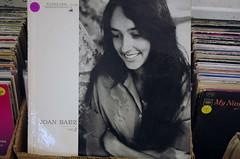 Joan Baez Vol. 2 (Nesster) Tags: album vinyl jacket cover lp